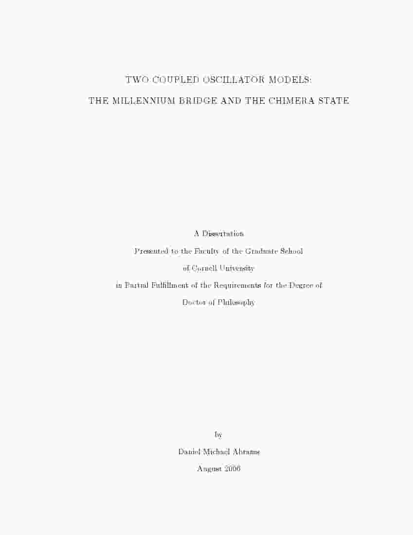 michael milken graduate thesis By michael milken thanks to mike milken first stated 40 years ago in a graduate thesis and later confirmed by experience.
